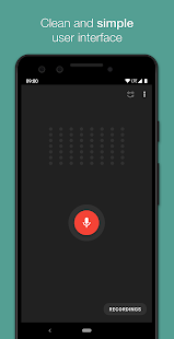 Smart Recorder High-quality voice recorder 1.11.1 preview 1