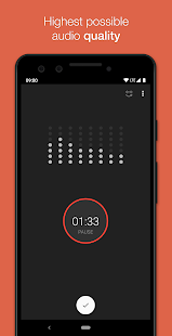 Smart Recorder High-quality voice recorder 1.11.1 preview 2