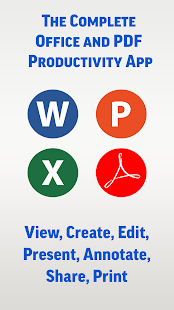 SmartOffice – View amp Edit MS Office files amp PDFs 3.11.7 preview 1