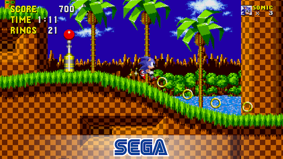 Sonic the Hedgehog Classic 3.6.9 preview 1