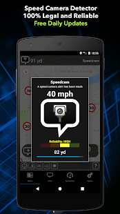 Speed Camera Detector Free 7.5.7 preview 1