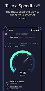 Speedtest by Ookla 4.6.4 preview 1
