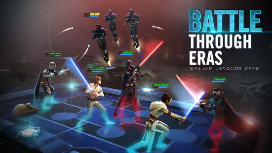 Star Wars Galaxy of Heroes 0.25.807167 preview 2