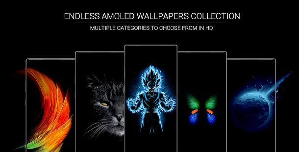 Starless – Amoled Wallpapers 4.0 preview 2