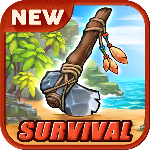 Survival Game: Lost Island 3D logo