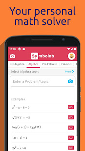 Symbolab – Math solver 9.2.0 preview 1