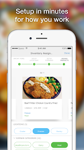 Sysco Mobile Inventory 1.9.0 preview 2