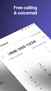 Text Free WiFi Calling App 12.1 preview 2