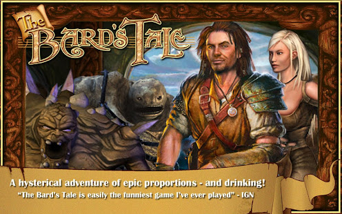 The Bards Tale preview 1