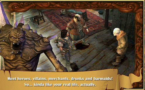 The Bards Tale preview 2