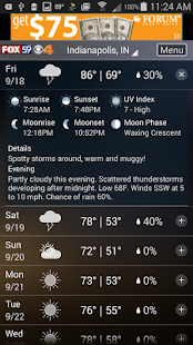 The Indy Weather Authority 5.3.703 preview 2