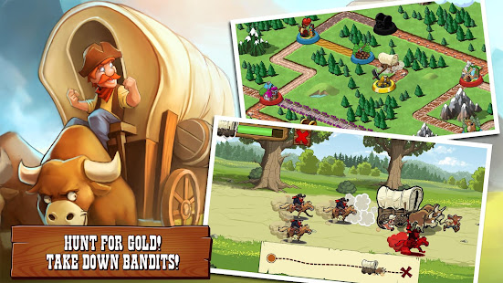The Oregon Trail Settler 2.9.4b preview 2