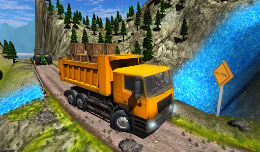 Truck Driver Cargo 11 preview 1