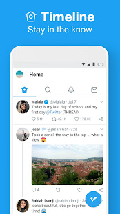 Twitter Lite 3.1.1 preview 2