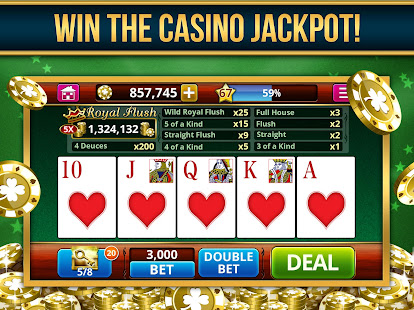 VIDEO POKER OFFLINE FREE 1.133 preview 2