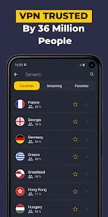 VPN by CyberGhost – Fast amp Secure WiFi Protection 8.5.1.377 preview 2