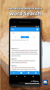 VerseVIEW Mobile Bible 11.1.0 preview 2