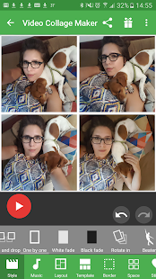 Video Collage Maker 24.9 preview 2