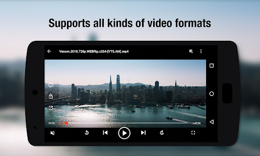 Video Player All Format – Full HD Video mp3 Player 8.8.0.281 preview 1
