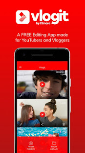 Vlogit – free video editor for Vlogger 2.0.2.1 preview 1
