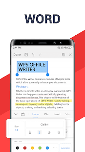 WPS Office – Free Office Suite for WordPDFExcel 14.7.1 preview 2