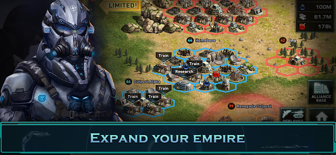 War of Nations PvP Strategy 7.6.6 preview 2