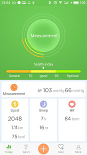 WearHealth preview 1