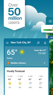 Weather Radar amp Live Widget The Weather Channel 10.37.0 preview 1