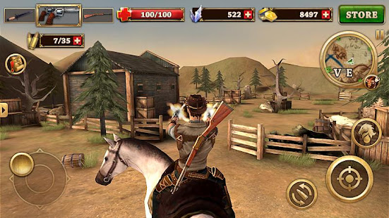 West Gunfighter 1.11 preview 1