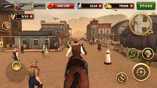 West Gunfighter 1.11 preview 2
