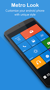 Win 10 Launcher 8.16 preview 1