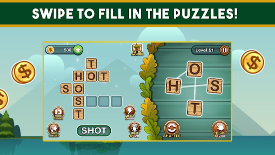 Word Nut Word Puzzle Games amp Crosswords 1.168 preview 2