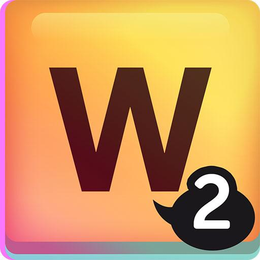 Words With Friends 2 - Board Games & Word Puzzles logo