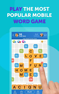 Words with Friends Play Fun Word Puzzle Games 16.611 preview 1