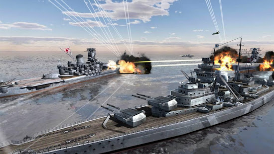 World Warships Combat 1.0.13 preview 1