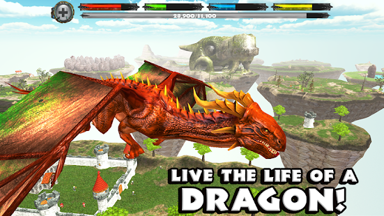 World of Dragons Simulator preview 1