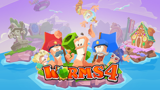 Worms 4 preview 1