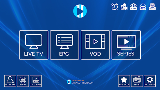 XCIPTV PLAYER 5.0.1 preview 1