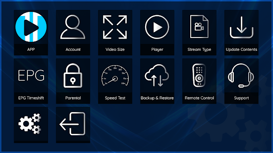 XCIPTV PLAYER 5.0.1 preview 2