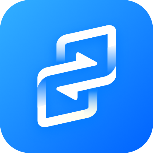 XShare - Transfer & Share all files without data logo