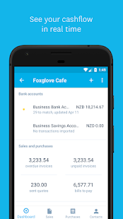 Xero Accounting 3.100.0 – Release preview 1