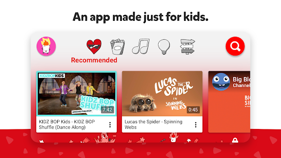 YouTube Kids 6.34.1 preview 1