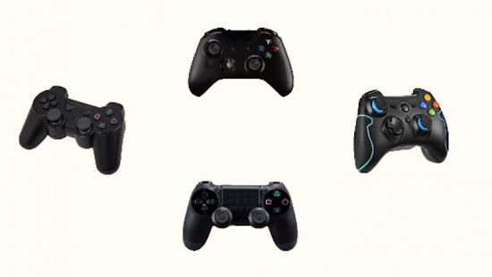 gamepad for ps3 ps4 EXB360 1.1 preview 1