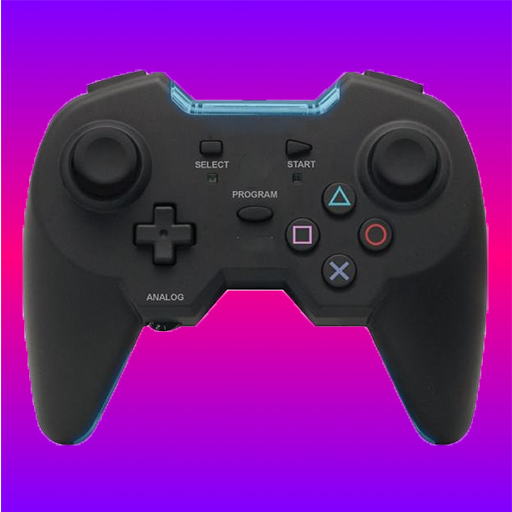 gamepad for ps3 ps4 EXB360 logo