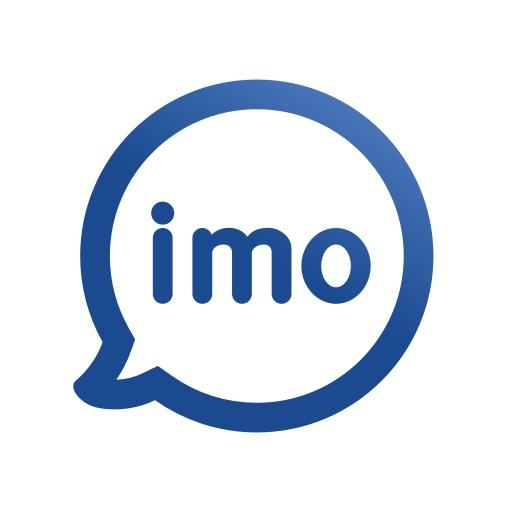 imo free video calls and chat logo