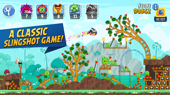 Angry Birds Friends 10.6.6 preview 1