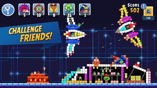 Angry Birds Friends 10.6.6 preview 2