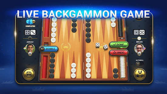 Backgammon Live Play Online Backgammon Free Games 3.18.298 preview 2