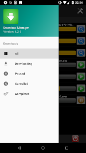 Download Manager 1.3.6 preview 1