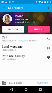 Free Calls Messages amp International Calling 6.4.2 preview 1